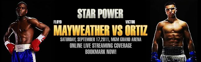 Floyd Mayweather vs Victor Ortiz Online Streaming, News and Updates, 24/7 Episodes