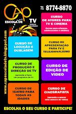 CAP - ESCOLA DE TV E CINEMA DA BAHIA