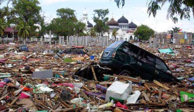 Bantuan Tsunami Australia Tidak Sampai ke Aceh