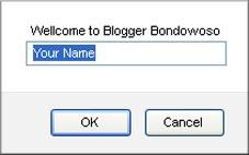 Cara Membuat Salam Pembuka Masuk Blog