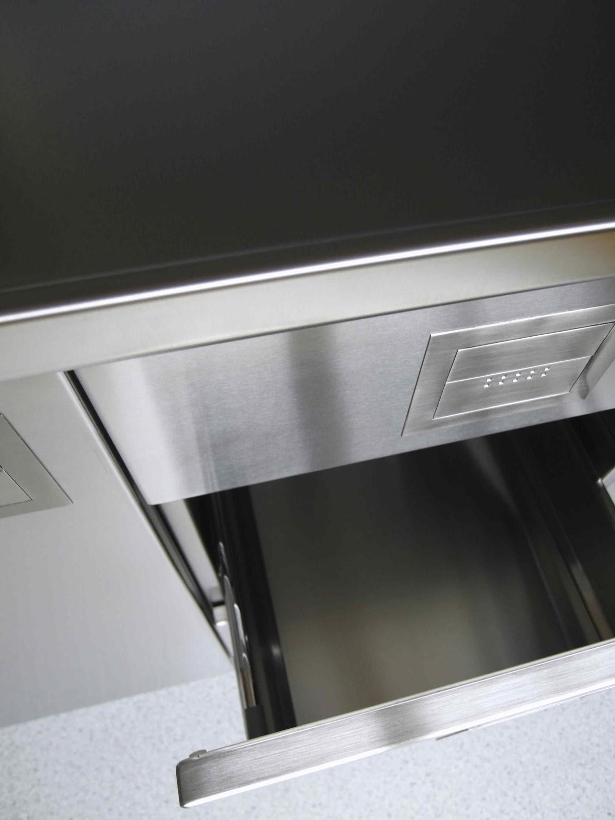 Rostfri Bankskiva Till Kok : neonela  Rostfri Design Rostfri kok, eller varfor inte en flyttbar