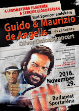 Guido & Maurizio De Angelis Concert – Budapest, Hungary