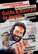 Guido & Maurizio De Angelis Concert – Budapest, Hungary