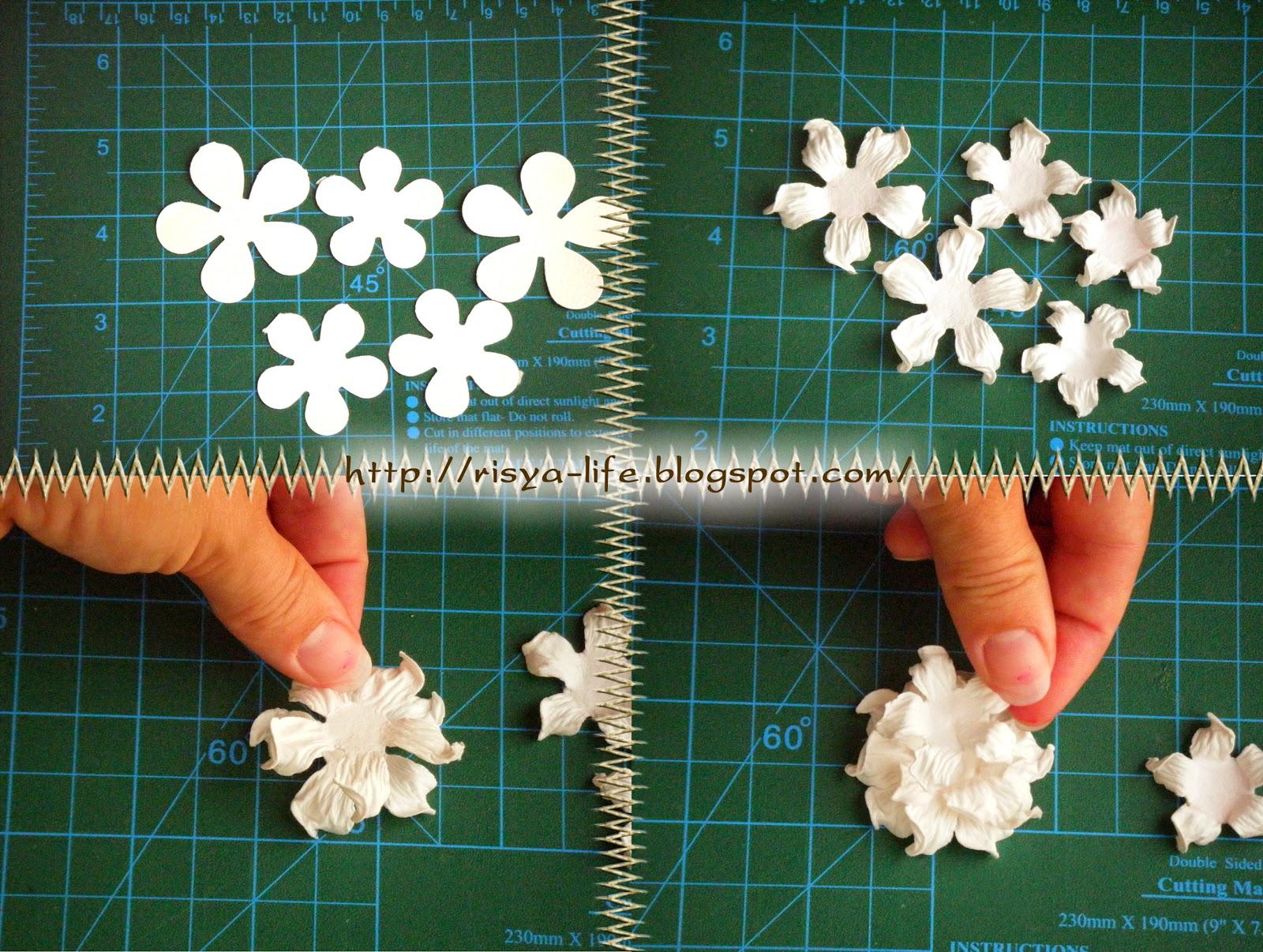 Шаблоны цветы своими руками для скрапбукинга