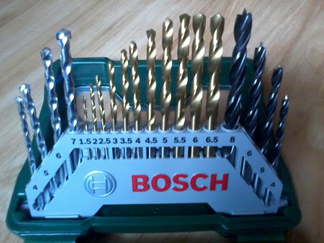 BOSCH X30 Ti Line фото