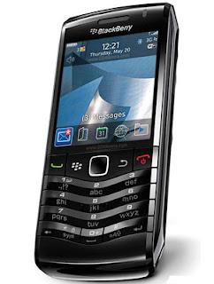 Spesifikasi BLACKBERRY Pearl 3G 9105