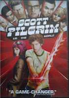 DVD Cover - Scott Pilgrim vs the World