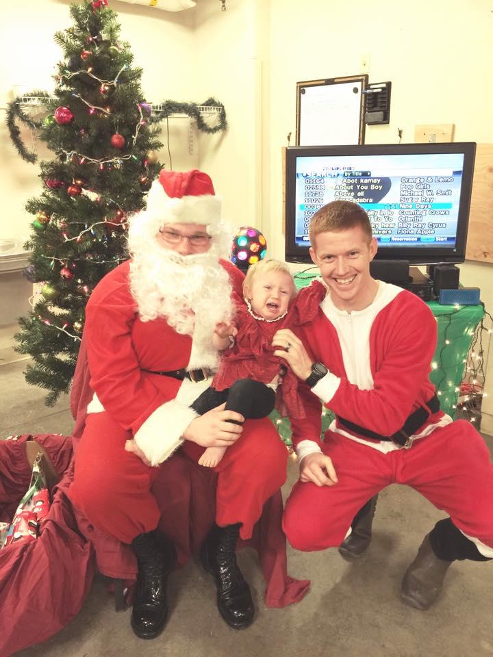 Photo With Santa