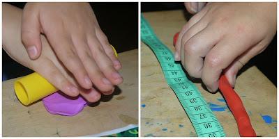 modelling clay, Plasticine
