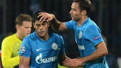 Zenit vs Anderlecht