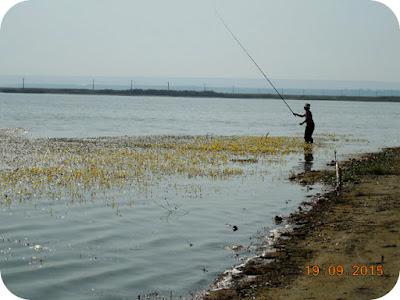 Bistret: pescuit, gastronomie si veselie