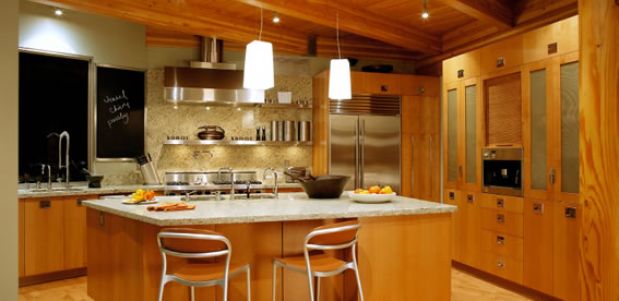 wood kitchen interior designs for you