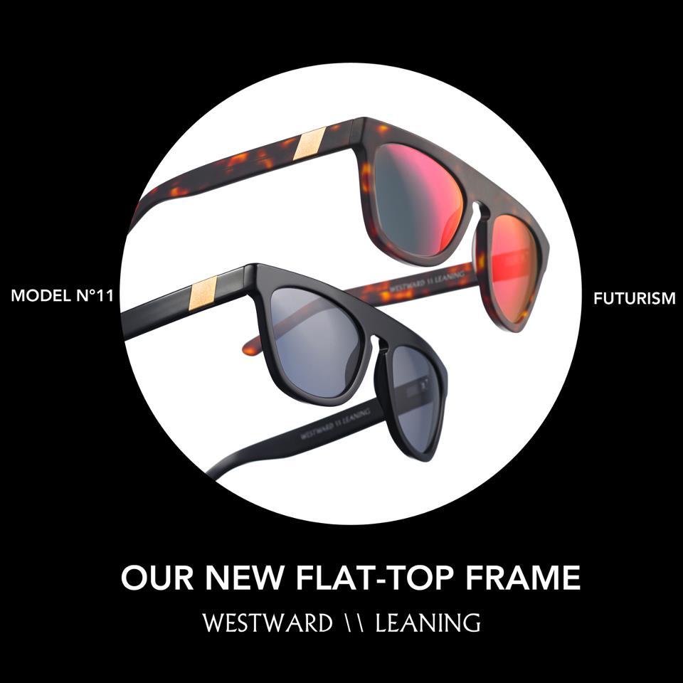 modelo nº 11 de westward leaning