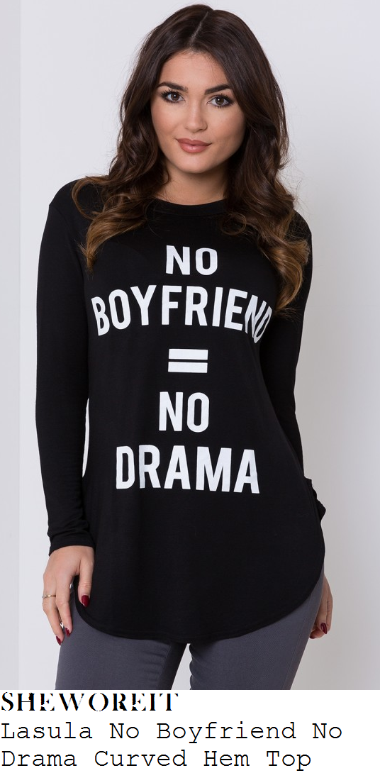 holly-hagan-black-white-no-boyfriend-no-drama-top