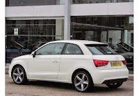 Introducing the New 3 Door Audi A1
