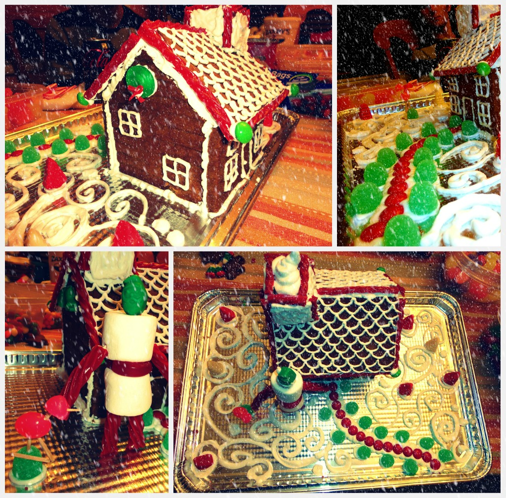 Gingerbread House Decorating One To Nothin 39
