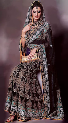Wedding Gown Lehenga