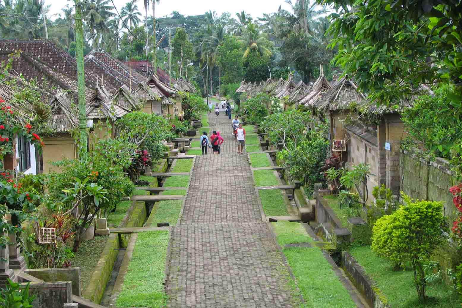 Village Life Style Every Balinese Life Style