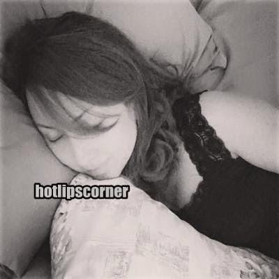 Maria Faria Muat Naik Gambar Sedang Tidur Jadi Tumpuan