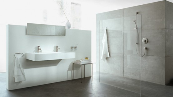 Captivating Axor Is A Special Design Furniture And Bathroom. Axor Prioritizes Peace And  Comfort In Accordance With What You Want. The Ideas From Hansgrohe Are Very  ...