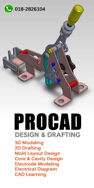 ProCAD Design & Drafting