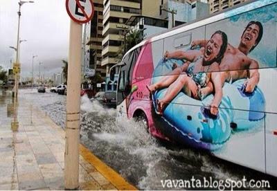 Πλημμυρίσαμε πάλι!...