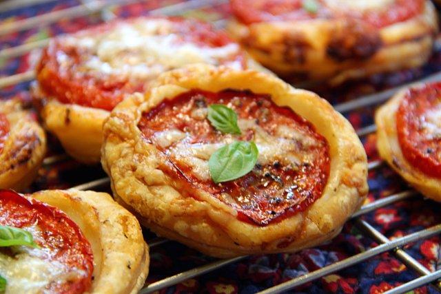 Tomato Tartlets