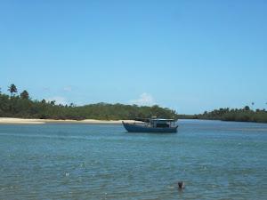 Rio Jacuípe - Fim de tarde