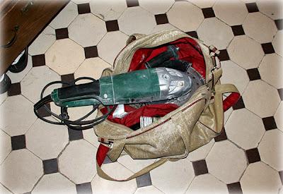 Handtasche für Herren