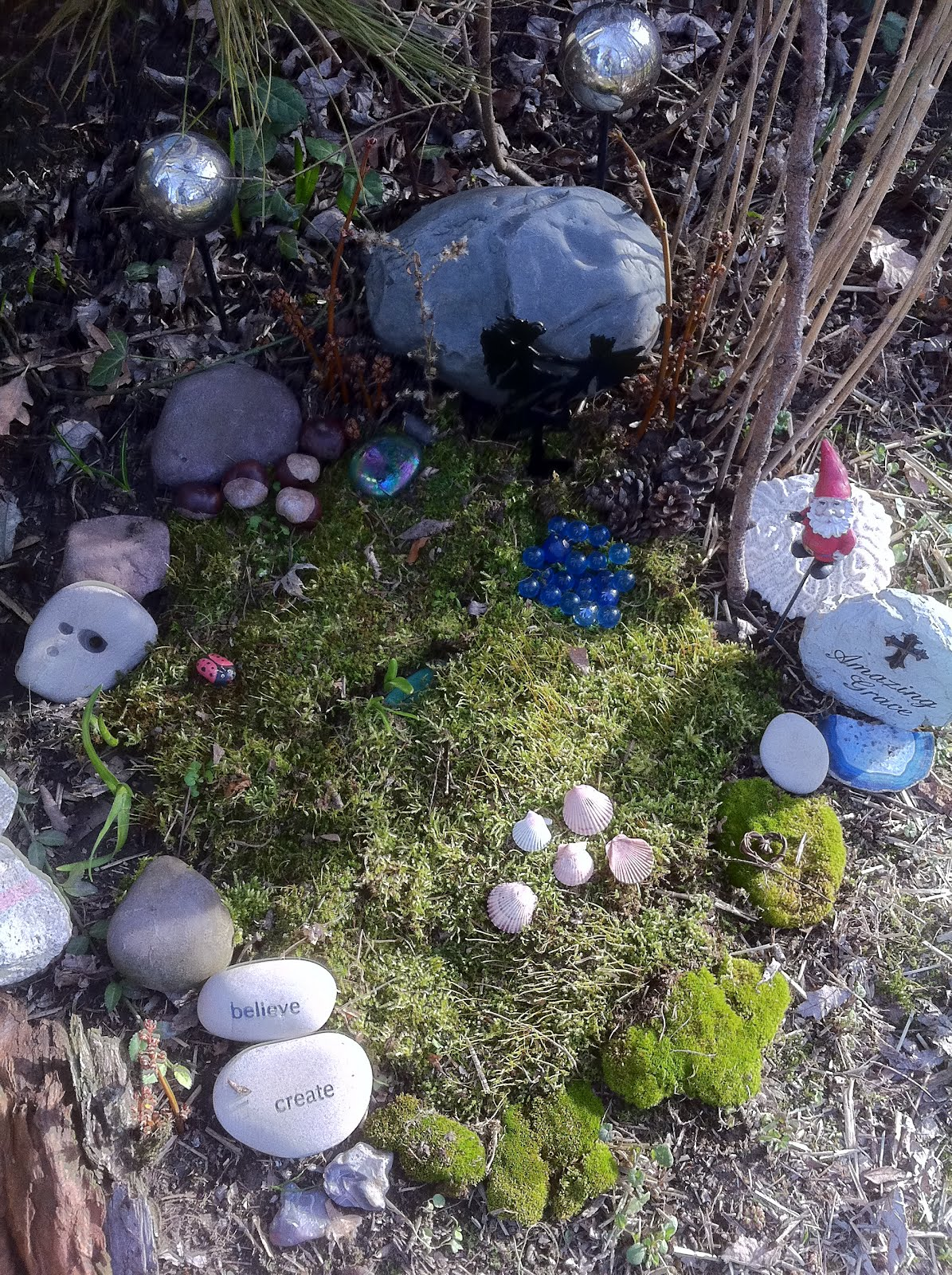 322   Make A Fairy Garden Using Common Materials. Creating A Fairy Garden  Is Not Only Fun, But Once You Have Gathered Your Materials Is Definitely A  ...