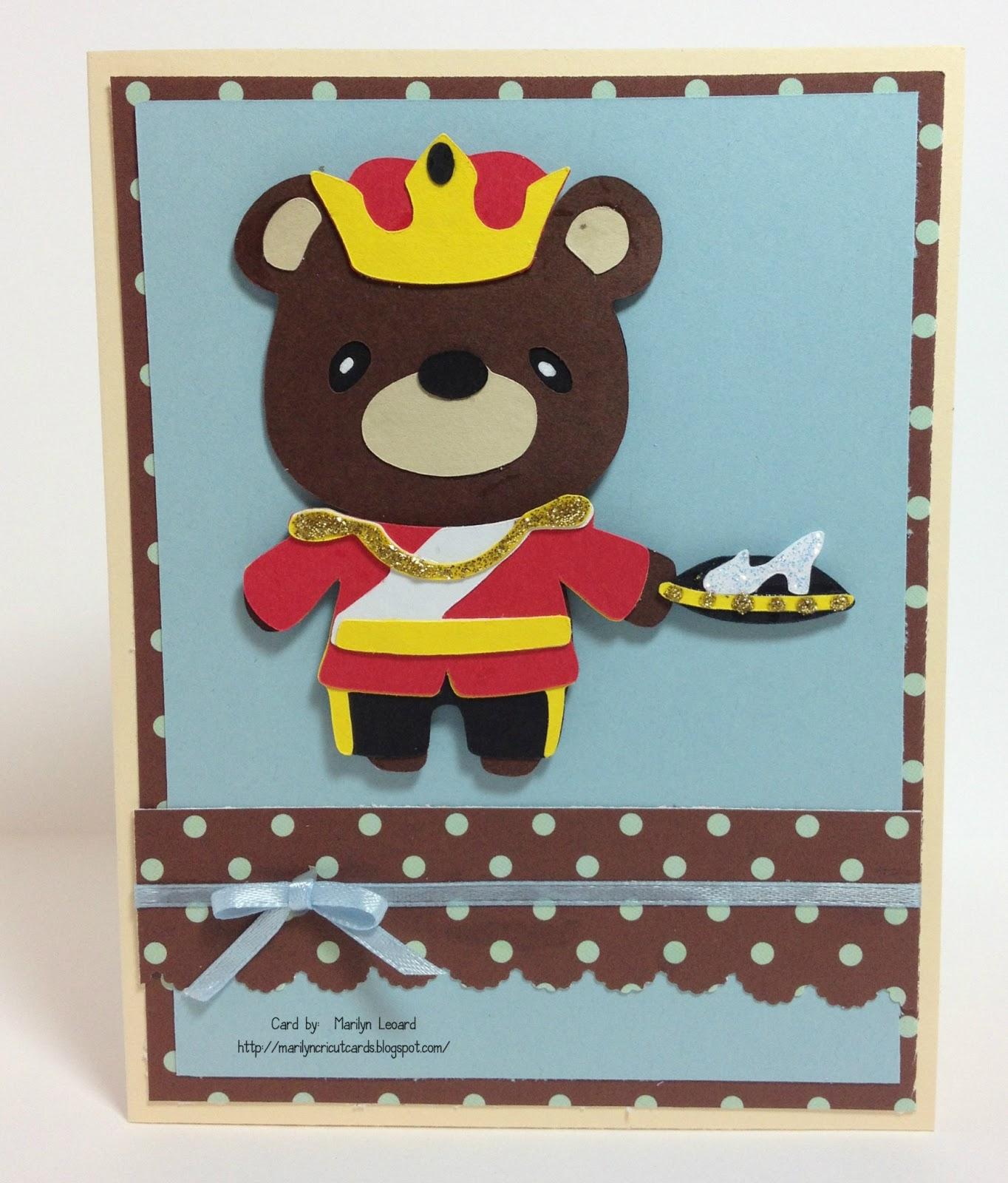 teddy bear parade cricut cartridge handbook