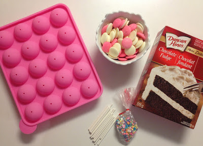 Emma Courtney: Cake Pops