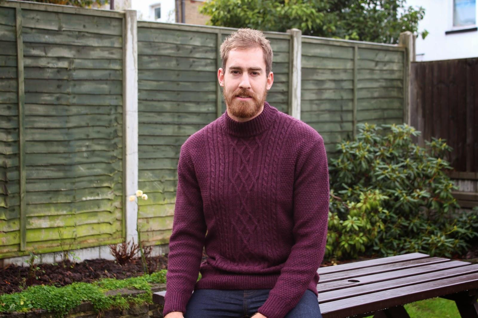 uk male fashion blogger