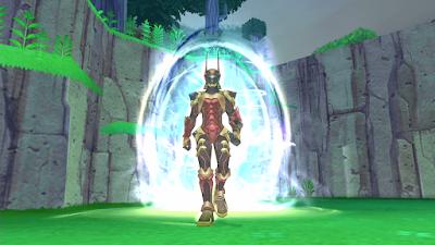Kingdom Hearts Birth By Sleep Terra Armor
