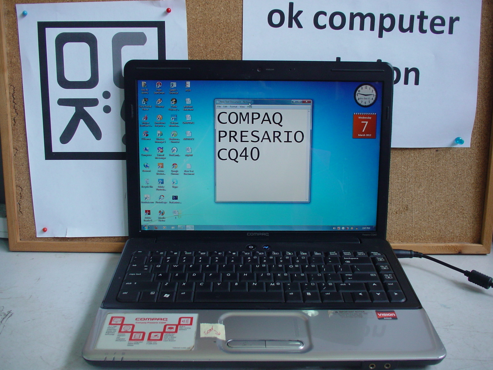 compaq computers intel inside Find a great collection of laptops at hp enjoy low prices and free shipping when you buy now online  intel logo, intel atom, intel atom inside, intel core, intel.