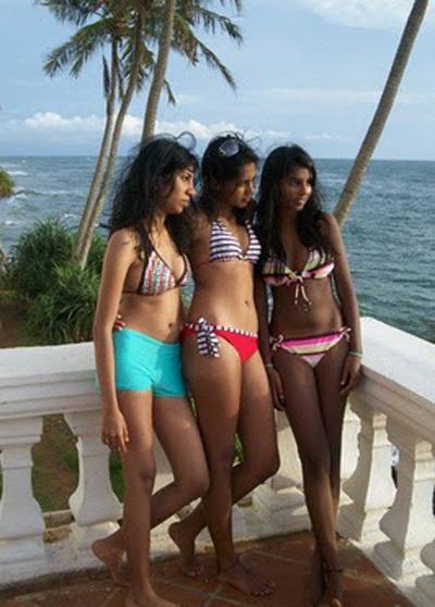 Sri Lankan Bikini Girls New S