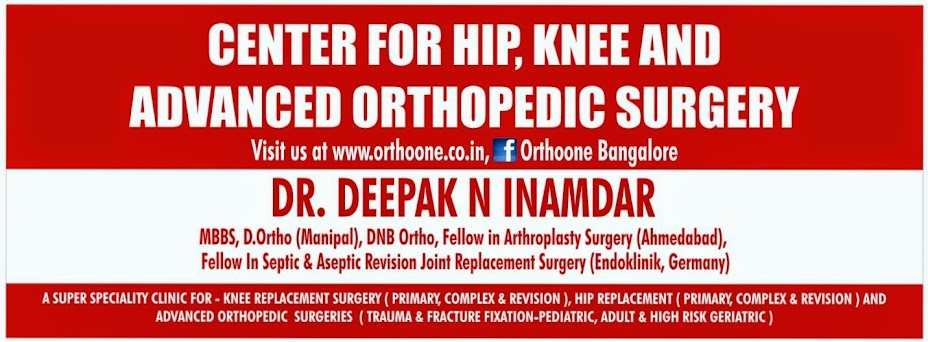 World class Hip and Knee replacement surgeries - Orthoone Bangalore
