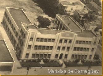 NUEVO EDIFICIO COLEGIO DE CAMAGUEY