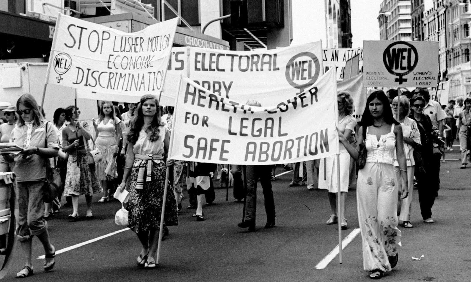 the beginning of the feminist movement Key women and events that fueled the women's liberation movement  of real  power -- economic and political -- we are still just beginning.