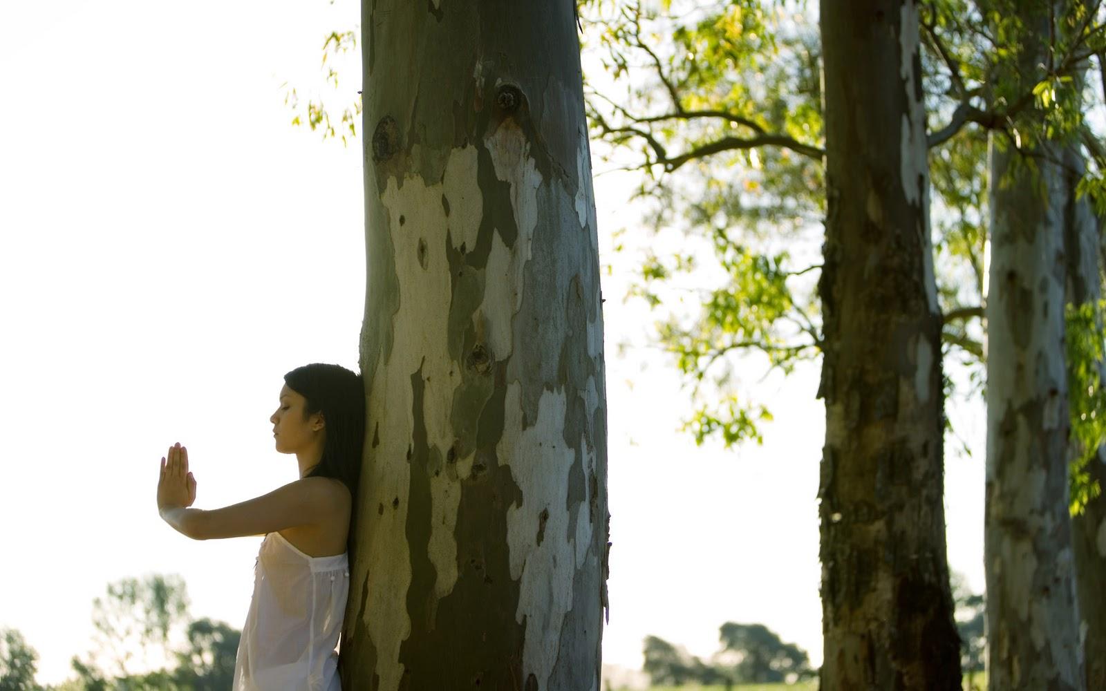 Hermosas Chicas al Aire Libre - Bellas Mujeres en la Naturaleza
