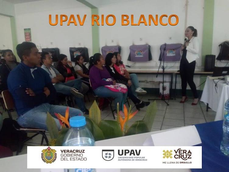 UPAV RÍO BLANCO |