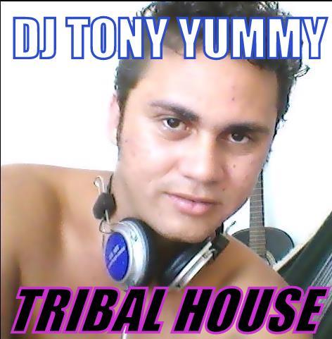 Tribal house dj tony salles bem vindos for Tribal house djs