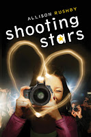 Book cover of Shooting Stars by Allison Rushby