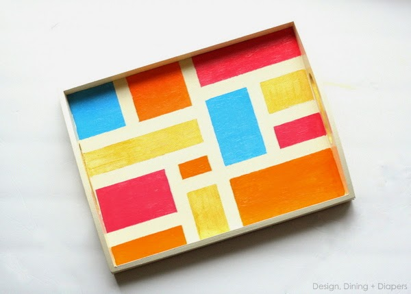 15 Decorative DIY Trays for Home