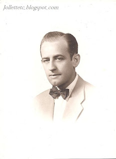 Fred Slade graduation picture 1950 University of Virginia