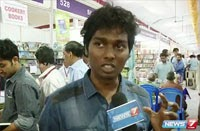 Film director Atlee speaks about the books he bought at Chennai book fair