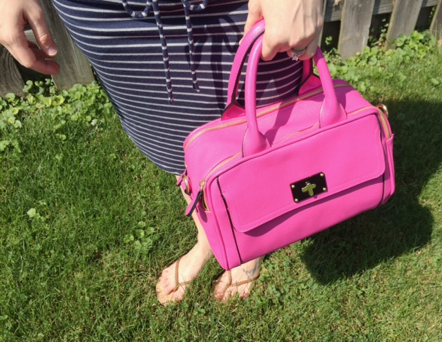 Pink Summer Bag
