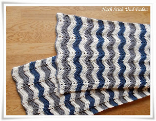 Ebook: Big Ripple Scarf