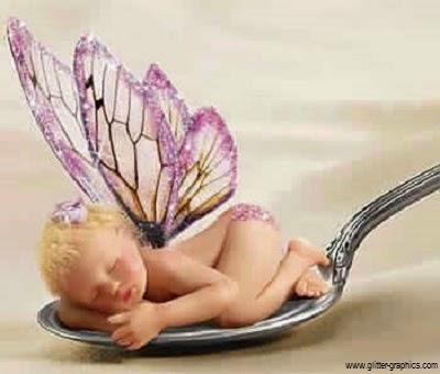 Images bébés filles fées