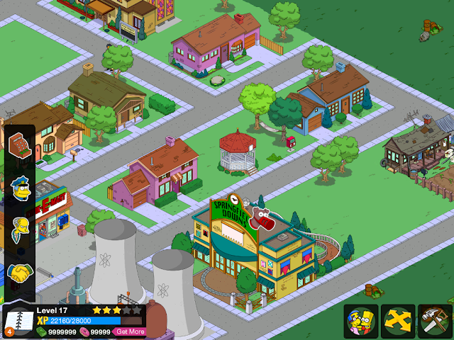 Simpsons Tapped Out Hack Working 100% Proof